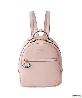 New Samantha Thavasa COLORS by Jennifer Sky Mickey Minnie BackPack Bag Pink