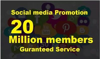 I Will Advertise Your Website, Apps, Games, Play Store To Real Social People