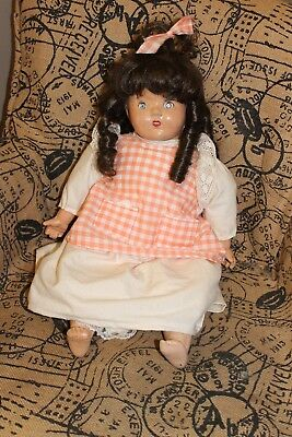 1930's BISQUE  DOLL