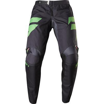 NEW Shift 2017 WHIT3 Ninety Seven Green Pants from Moto Heaven