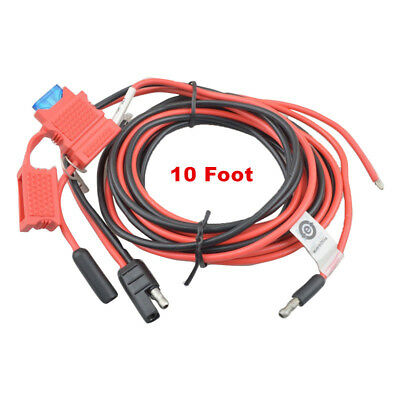 OEM 15A 40 Cords DC Power Cable for Motorola CM200D CM300D PM1500 Mobile Radio