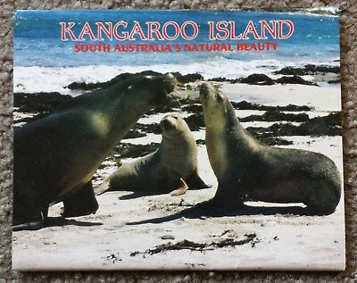 Vintage C1970's Postcard View Folder - Kangaroo Island South Australia - Unused