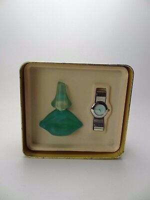 Salvador Dali Laguna Gift Set With 50Ml Eau De Toilette And Watch