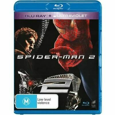 Spiderman 2 (Blu-ray/UV)