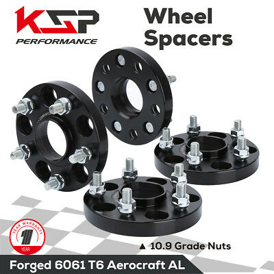 4X 20mm Wheel Spacer Hubcentric 5x4.5 to 5x114.3 12X1.5 Studs Fit  Tacoma Lexus