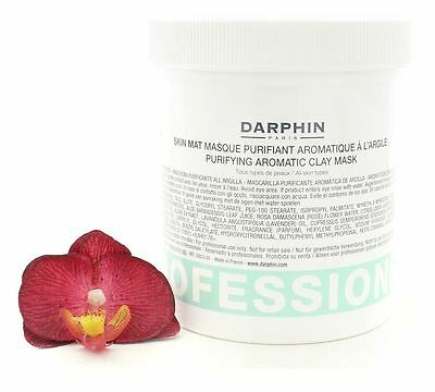 Darphin Skin Mat Masque Purifiant Aromatique à l'Argile 480ml