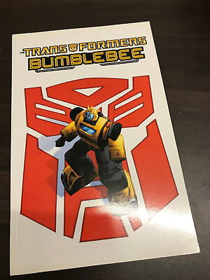 Transformers Bumblebee Graphic Novel TPB NEW