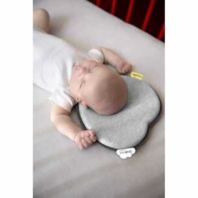 Babymoov Lovenest Baby Pillow Head Support Ivory New & Boxed (3/15)