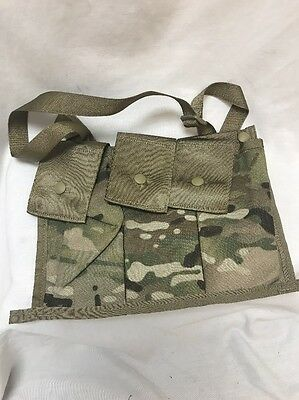 Eagle Industries MULTICAM MOLLE II BANDOLEER MAGAZINE POUCH 8465-01-580-1312
