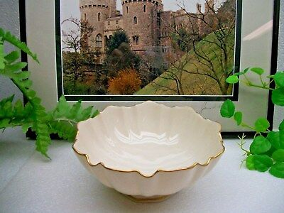"""Lenox Ivory China  6""""  Scalloped  EVERYTHING  Serving Bowl - Candy or Side Dish"""