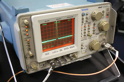Tektronix Portable Programmable Spektrum Analyzer 494P 10 KHz - 21 GHz