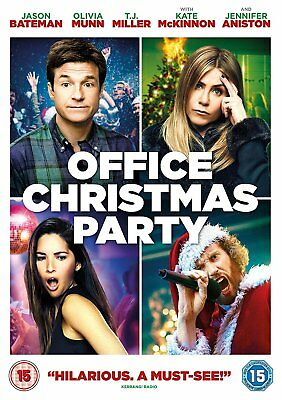 Office Christmas Party [2016] (DVD)