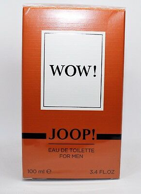 JOOP! WOW! 100ml Eau de Toilette NEU & OVP 100 ml EDT