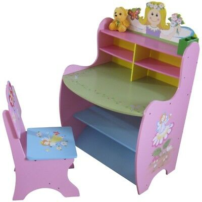 Fairy Toy Learning Desk and Chair