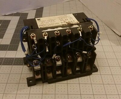 YE Magnetic Contactor HV-75AP2 Electrical 600V Max Ith=75A