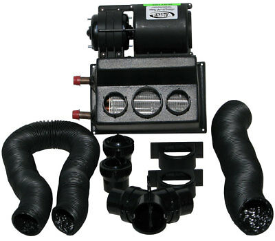 Universal Street Rod Heater System Remote Vents And Defrost