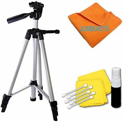 "50"" Photo Tripod For Canon EOS Rebel DIGITAL CAMERAS SL1 T5 6D 7D 60D 70D T6S"