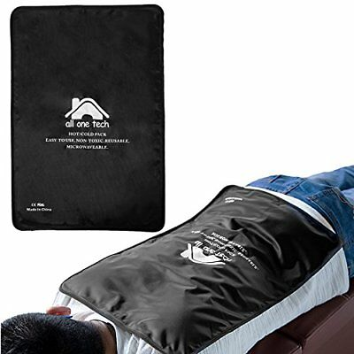 Hot & Cold Therapy Pad Reusable Gel Ice Pack Pain Relief Sports Injury X-Large