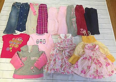 Baby girls Clothing lot size 18- 24 Months