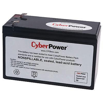 CyberPower RB1290 12V 9AH UPS Replacement Battery Cartridge