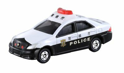 Takara Tomy Tomica No.110 Toyota Crown (Police Patrol Car) Japan Import