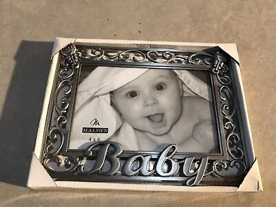 Baby Picture Frame--NEW