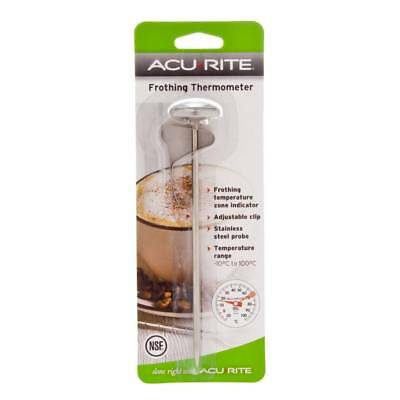 NEW Acurite Milk Frothing Thermometer By Spotlight