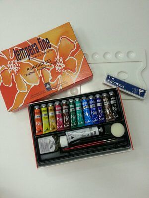 Maimeri Tempera Fine Gouache Paint Set