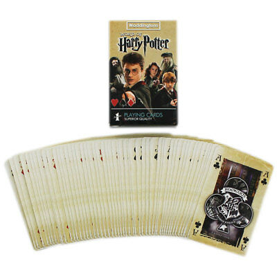 Harry Potter Playing Cards, Toys & Games, Brand New