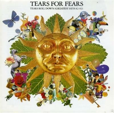 TEARS FOR FEARS Tears Roll Down CD Greatest Hits '82 - 92