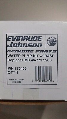 Water Pump Rebuild Kit Suits Mercury 46-77177A3