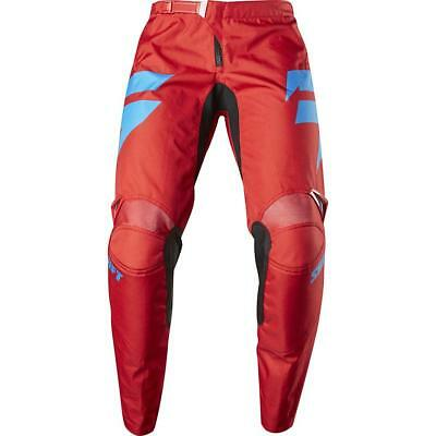 NEW Shift 2017 WHIT3 Ninety Seven Red Pants from Moto Heaven