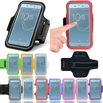 Fancy Armband Running Jogging Exercise Gym Case For Sony Xperia X Performance