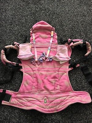 Lenny Lamb Baby Carrier (toddler)