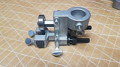 "14"" Bandsaw guide Bracket complet 4 bandsaws with 7/8"" post Ridgid 14002 14001"