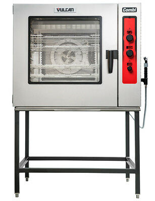 Vulcan 7 Pan Boilerless Combi Oven/Steamer with LED Display - 208v