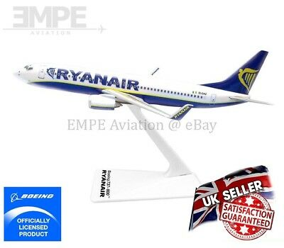 *New & sealed* Ryanair Boeing 737-800 Model Aircraft Scale 1:200 by Premier