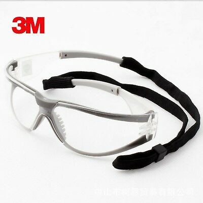 Safety Glasses Anti Fog Goggle Clear Lens Windproof Eye Work Protective Antisand