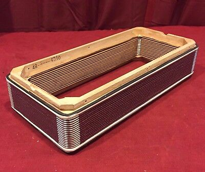 "New Hohner Hohnica 1305 2353 Accordion Repair Part - Bellows 15.5"" x 7"" x 3.75"""