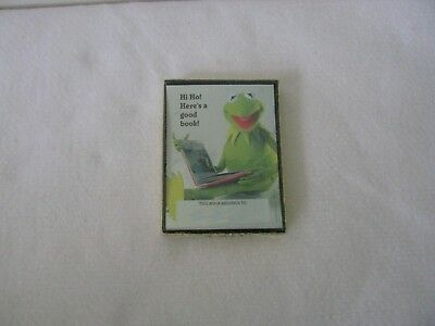 Vintage Antioch Publishing Co. Bookplates Kermit The Frog 30 pack new in box