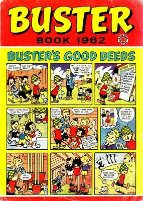 Uk Comics Buster Books Collections Of Annuals On Dvd