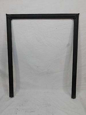 Antique Fireplace Summer Cover Surround - Circa 1885 Brass Architectural Salvage