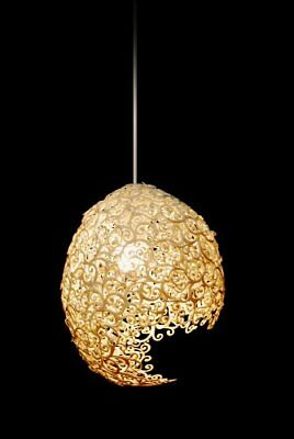 Egg Pendant Lighting Large