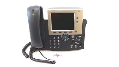 Cisco CP-7945G Color Display Business IP VoiP Phone - Tested - Fast Free Ship