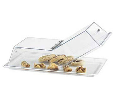 Cal-Mil 328-13 Display Cover Rectangular With Center Hinge