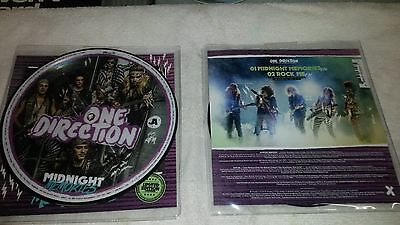 "One Direction**midnight Memories Picture Disc 7"" Vinyl"