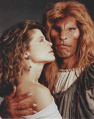 Beauty And The Beast 8 X 10 Photo With Ultra Pro Toploader