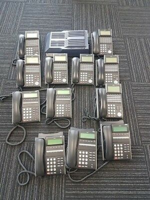 Nec Phone System With 13 Handsets