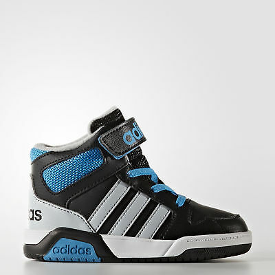 adidas BB9tis Mid Shoes Kids' Black