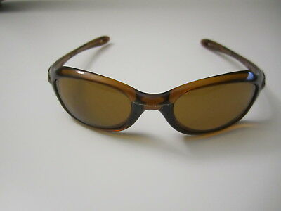 OAKLEY XS FIVES Amber/Bronze Youth Sunglasses